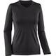 Patagonia W's Capilene Daily LS T-Shirt Black